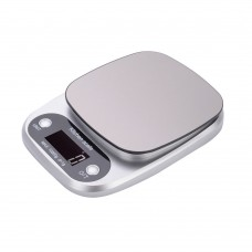 3kg/0.1g 1kg/1g Digital Kitchen Scale Electronic Weight Balance with Stainless Steel Platform
