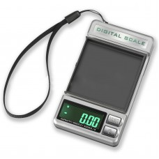 500g/0.1g+100g/0.01g Digital Electronic Jewelry Diamonds Scale Dual Capacity Pocket Scale Balance Weighting