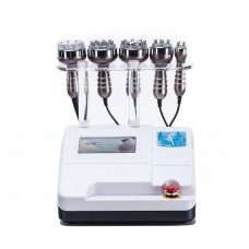 Multipolar Vacuum Ultrasonic Cavitation Lipo Laser Radio Frequency RF Body Slimming Machine