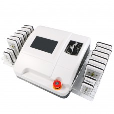 12+4 Cavitation Ultrasonic Slimming Machine Lipo Laser RF Welight Loss Skin Care