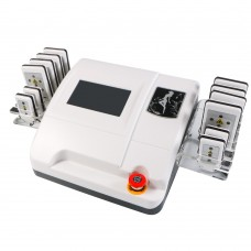 8+4 Lipo Laser Slimming Machine Anti Cellulite Lipolysis Body Shaping Fat Lossing