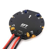 EFT V3 Power Distribution Management Module High Current PDB for Agricultural Drone Octocopter