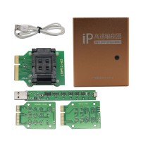 IP BOX V2/IPBOX 2 IP High Speed Programmer for iPhone/iPad with Activation Board