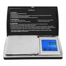 200g/0.01g Jewelry Diamond Scale Pocket Electronic Scale Balance Weighing