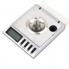 200g/0.01g Jewelry Diamond Scale Mini Pocket Electronic Scale Weighing