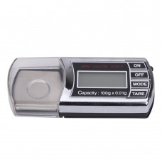 100g/0.01g Digital Scale LCD Pocket Jewelry Diamond Precision Balance Weight Scale