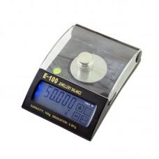 E-100 100g/0.001g Jewellery Diamond Scale Balance Gold Scale Digital Scales Balance