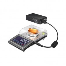 20g/0.001g Digital Milligram Gram Pocket Scale Electronic Diamond Jewelry Weight Balance