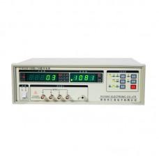 HG2810B Digital LCR Meter Tester Electric Bridge Resistance Capacitance Inductor Tester
