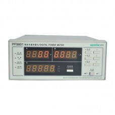 PF9901 40A Digital Power Meter Compact Model 5KHz Bandwidth 300V Voltage