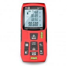 Mini Digital Laser Distance Meter Measure Tester Tool Laser Rangefinder 100M