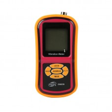 GM63B Digital Vibration Meter Visually Display Measurement