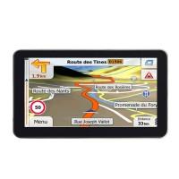 "7"" Car Navigator Positioning GPS Video Radio MP5 Player 800×480"