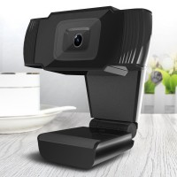 720P HD 12 MP Auto USB 2.0 Webcam Camera with MIC for Skype PC Android TV