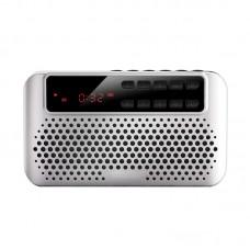 SBM120 Portable FM Radio Speaker Music Audio Player TF Card USB