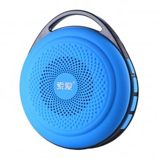 Portable Wireless Bluetooth Speaker Subwoofer Mini Vehicle Player S-33