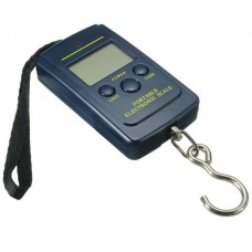 40kg 10g Digital Scale Luggage Travel Weighting Steelyard Hanging Electronic Hook Scale