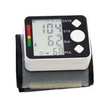 Blood Pressure Wrist Monitor Pulse Meter Tonometer Digital Sphygmomanometer