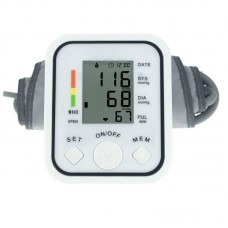 Digital Electronic Arm Blood Pressure Monitor Sphygmomanometer