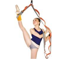 Leg Stretcher Lengthen Ballet Stretch Band for Dance & Gymnastics Exercise Train