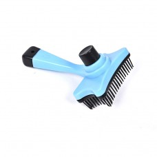 Pet Hair Brush Comb Cat Dog Fur Shedding Grooming Tool Puppy Hair Remove