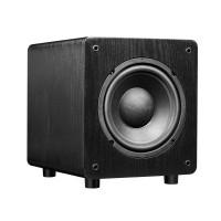 SW-80 Subwoofer Audio Music Loudspeaker Stereo Amplifier Bass Speaker
