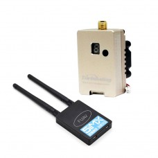 2W 5.8G FPV Wireless Transmitter Image Transmission with 5.8g Mobile FPV Receiver