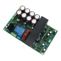 HIFI IRS2092 +IRFB4227 Mono Class D Power Amp Board 1000W ±65V--±80V Amplifier