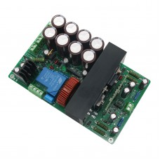 HIFI IRS2092 +IRFB4227 Mono Class D Power Amp Board 1000W ±65V--±80V Amplifier