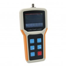 Handheld S-600AM TDR Cable Fault Locator 2km Fast Tester Speed Accurate Test