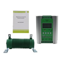 500W LCD Wind Solar Hybrid Charge Controller 12/24V MPPT PWM Mode