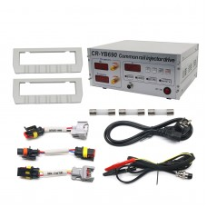 Common Rail Injector Tester CR-YB690 for BOSCH/DENSO/DELPHI Injectors