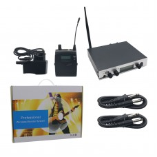 EW300 IEM G3 Stage Professional UHF Wireless In-Ear Headphones Monitor System