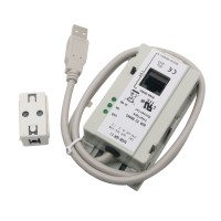 New 1747-UIC USB to DH485 Interface Converter RS-232 RS-485 Ports