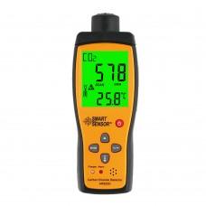 AR8200 Gas Detector Carbon Dioxide Detector CO2 Smart Sensor 350~9999PPM