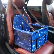 Pet Dog Carrier Car Seat Pad Safe Carry House Cat Bag Car Travel Dog Seat Bag Basket