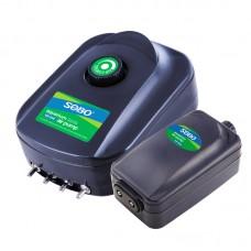8W Ultra Quiet Fish Tank Active AeratorAqua Aquarium Efficient Oxygen Air Pump