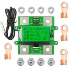 Multi-functional Digital Display DC Voltage Current Battery Power Meter DC300V 100A