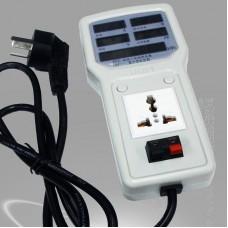 HP-9800 HP-8 10A Handheld Power Monitor Meter LED Energy Saving Lamps Tester 2400W