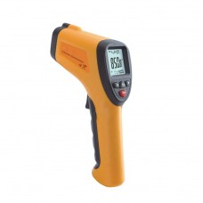 Non-contact Digital Laser Infrared Thermometer IR High Temperature Gun Tester HT-861