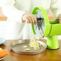 Kitchen Vegatable Fruit Cutter Chopper Lemon Potato Slicer Peeler Kitchen Tool