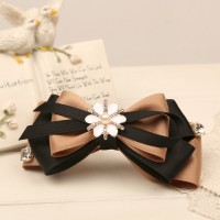 Cute Diamonds Bowknot Kind Hairpin Set Flower Girls HairClip Hair Accessories Headwear Headband Hairgrip