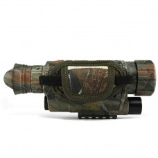 Tactical Infrared Night Vision Telescope Military Digital Monocular HD Sight Night-Vision Monocular Hunting