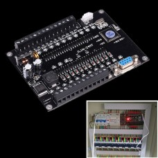 FX1N-24MT 32-Bit PLC Board 12-In 12-Out For Driving Magnetic Valves
