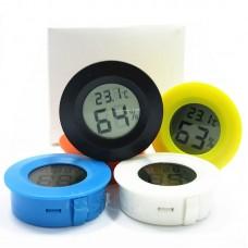 Mini Pet electronic Thermometer Reptile Pet Digital Humidity Meter Hygrometer