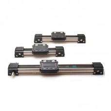 CCMW45A 1M Length Timing Belt Linear Slide Linear Module Reciprocating Electric CNC Rail Table