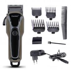 Electric Hair Trimmer Beard Trimmer Trimmer Ceramic Shaver Hair Clippers Hairdresser KM-1990