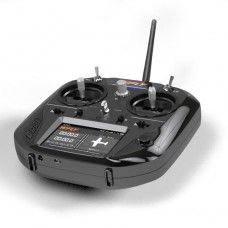 WFLY ET07 Remote Control 10 Channel 4096 Transmitter with RF207S 2.4G Aircraft Receiver Dual WBUS