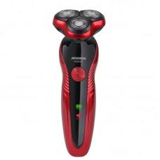 Creative Rechargerable Electric Razor Men Shaver Rotary Razor Epilator Hair Removal RQ9188