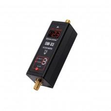 SURECOM SW33 VHF/UHF Mini Power & SWR Meter Radio Portable Handheld Ham 2-way